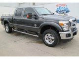 2015 Magnetic Ford F250 Super Duty XLT Crew Cab 4x4 #103361899
