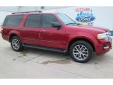 2015 Ruby Red Metallic Ford Expedition EL XLT #103361897