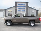2015 Brownstone Metallic Chevrolet Silverado 1500 LT Regular Cab 4x4 #103398691