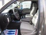 2015 Chevrolet Silverado 1500 LT Regular Cab 4x4 Cocoa/Dune Interior