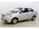 2008 Chevrolet Aveo LS Sedan Data, Info and Specs