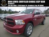 2015 Deep Cherry Red Crystal Pearl Ram 1500 Express Crew Cab 4x4 #103398361