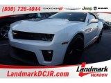 2014 Summit White Chevrolet Camaro ZL1 Convertible #103398408