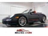 2008 Black Porsche 911 Carrera 4S Cabriolet #103398087