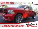 2015 Flame Red Ram 1500 Express Crew Cab #103398387