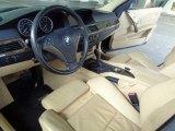 2004 BMW 5 Series Interiors