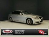 2010 Titanium Silver Metallic BMW 3 Series 328i Sedan #103438461