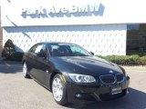 2012 Black Sapphire Metallic BMW 3 Series 335i xDrive Coupe #103460503