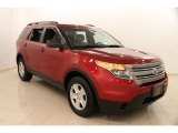 2014 Ruby Red Ford Explorer 4WD #103460691