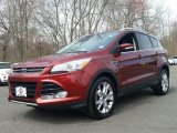 2014 Ruby Red Ford Escape Titanium 1.6L EcoBoost #103460493