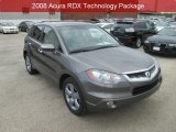 2008 Carbon Bronze Pearl Acura RDX Technology #103460571