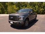 2015 Magnetic Metallic Ford F150 XLT SuperCrew 4x4 #103460687