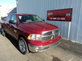 2015 Deep Cherry Red Crystal Pearl Ram 1500 Big Horn Crew Cab 4x4 #103460724