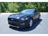2015 Black Ford Mustang V6 Convertible #103460673