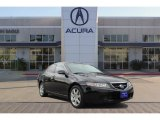 2005 Nighthawk Black Pearl Acura TSX Sedan #103460470