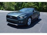 2015 Guard Metallic Ford Mustang GT Premium Coupe #103460671