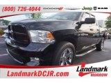 2012 Black Dodge Ram 1500 ST Quad Cab #103483808