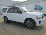 2015 Oxford White Ford Expedition XLT #103483644