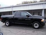 2012 Black Dodge Ram 1500 ST Quad Cab 4x4 #103483706