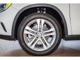 Mercedes-Benz GLA 2015 Wheels and Tires