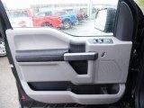 2015 Ford F150 XLT SuperCab 4x4 Door Panel
