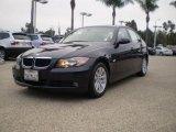 2007 Monaco Blue Metallic BMW 3 Series 328i Sedan #1016926