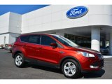 2015 Sunset Metallic Ford Escape SE #103483815
