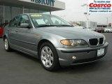 2004 Silver Grey Metallic BMW 3 Series 325i Sedan #1011094