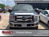 2015 Magnetic Ford F250 Super Duty Lariat Crew Cab 4x4 #103519150