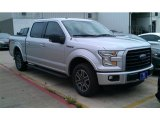 2015 Ingot Silver Metallic Ford F150 XLT SuperCrew #103518967
