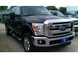 2015 Tuxedo Black Ford F250 Super Duty Lariat Crew Cab 4x4 #103518966