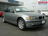 2005 Silver Grey Metallic BMW 3 Series 325i Sedan #1011105