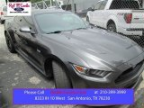 2015 Magnetic Metallic Ford Mustang GT Coupe #103518998