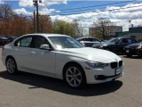 2015 Alpine White BMW 3 Series 335i xDrive Sedan #103518948