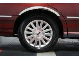 Lincoln Town Car 2003 Wheels and Tires
