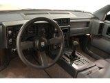 Pontiac Fiero Interiors