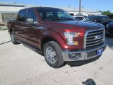 2015 Bronze Fire Metallic Ford F150 XLT SuperCrew #103551668