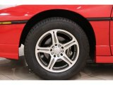 Pontiac Fiero Wheels and Tires