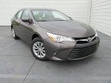 2015 Predawn Gray Mica Toyota Camry LE #103551824