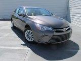 2015 Predawn Gray Mica Toyota Camry LE #103551823