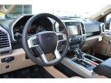 2015 Ford F150 Lariat SuperCab 4x4 Dashboard