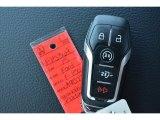 2015 Ford F150 Lariat SuperCab 4x4 Keys