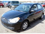 Hyundai Accent 2006 Data, Info and Specs