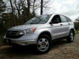 2011 Alabaster Silver Metallic Honda CR-V LX #103587173