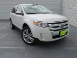 2014 White Platinum Ford Edge Limited #103586971