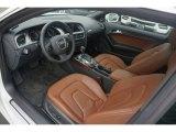 2012 Audi A5 Interiors