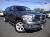 2008 Mineral Gray Metallic Dodge Ram 1500 SLT Quad Cab 4x4 #103587071