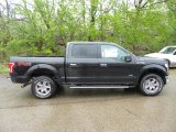 2015 Tuxedo Black Metallic Ford F150 XLT SuperCrew 4x4 #103586875