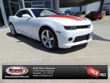 2014 Summit White Chevrolet Camaro LT/RS Coupe #103623749