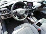 2012 Audi A7 Interiors